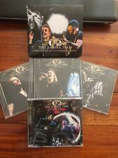 U2 BOX  6CD Joshua Tree 2017 + 2CD 2019 **NEW** (full Vancouver + New Zealand)