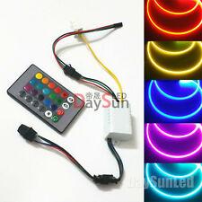 1W 12V Car Light Source RGB Led Light Illuminators for Car Side Glow Fiber
