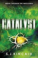 Kincaid, S. J., Catalyst (Insignia Trilogy), Very Good Book