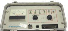 Vintage Motorola Radio Test Set R 1033a Used