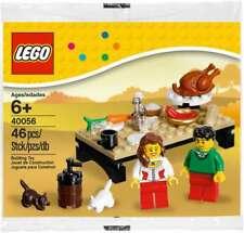 LEGO #40056 THANKSGIVING CELEBRATION FEAST CELEBRATION RETIRED RARE NEW LA004