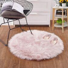 Artificial Sheepskin Carpet Rug Fluffy Mat Home Room Sofa Bed Hairy Shaggy