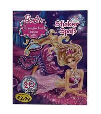 MATTEL Barbie Die magischen Perlen Aufkleber STICKERALBUM