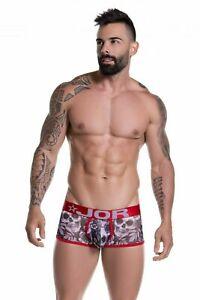 Boxer JOR Tequila Rouge-Noir Taille L