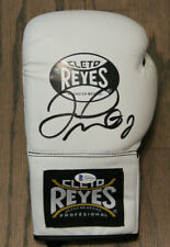 "FLOYD ""MONEY"" MAYWEATHER SIGNED AUTO CLETO REYES BOXING GLOVE BAS WITNESSED"
