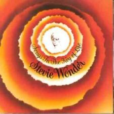 Stevie Wonder : Songs in the Key of Life CD