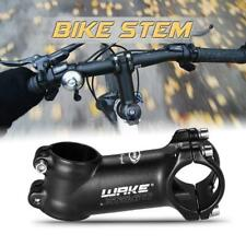 Aluminiumlegierung Stem Fahrrad Radfahren Clamp Vorbau 31,8 MM ± 17 ° MTB T2Z2