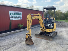 2013 New Holland E18sr Hydraulic Mini Excavator With 3rd Valve Blade Only 1500hrs