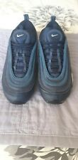 NIKE AIR MAX 97 NAVY SIZE 9 - EXCELLENT CONDITION