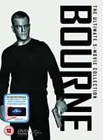 The Bourne Collection [DVD + Digital Download] [2016] [DVD][Region 2]
