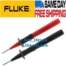 Fluke TP220 SureGrip Industrial Test Probe for test lead TL221, TL224 USA seller