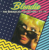 Blondie : Broadcast Collection '77-'79 CD Box Set 5 discs (2017) ***NEW***