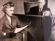 1956 These Wilder Years BARBARA STANWYCK Original Vtg Photo #495