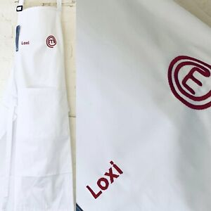 Personalised Embroidered Masterchef Apron Add Any Name Baker Adult Size Chef!