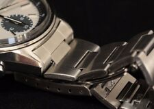 Bracelet w end links for Seiko 6138-8020 stainless steel chronograph Panda