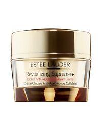 Estee Lauder Revitalizing Supreme Global Anti-Aging Creme 1oz/ 30ml