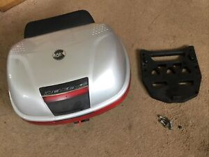 GIVI Top Box Came Off Honda XL1000 Varadero