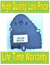604-106 HVAC AC Heater Blend Door Actuator NEW 52402588, 52402598, 89018365