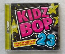 Kidz Bop 23 (CD, 2012) Today's Biggest Hits Sung By Kids For Kids