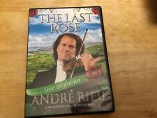 Andre Rieu The Last Rose Live In Dublin & Johann Strauss Orchestra  DVD