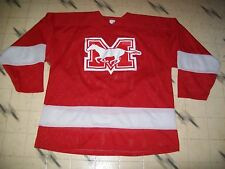 "HAMILTON MUSTANGS HOCKEY JERSEY ""YOUNGBLOOD"" MOVIE STYLE SIZE XXXL COOL JERSEY"
