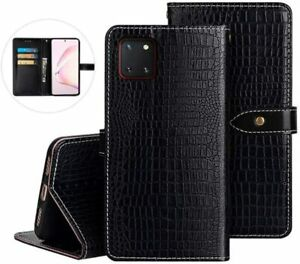 Samsung Note 10 Lite - Case Cover Walet With Location Card