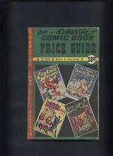 Overstreet Comic Book Price Guide 3rd Edition - Rare 1973
