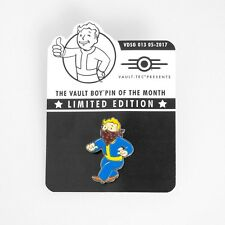 Fallout Vault Boy Limited Metal Pin Of The Month Sneak Perk - 3 4 5
