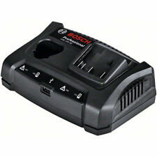 Bosch Ladegerät GAX 18V-30 für 10,8-18V Li-Ion Akkus und USB Anschluss