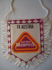 Wimpel Pennant Austria Wien # 8 x 10 cm