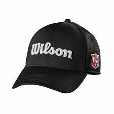 78333132f3c 30 off Wilson Staff Mens Tour Mesh Adjustable Golf Cap Baseball Hat Wgh4800  Navy