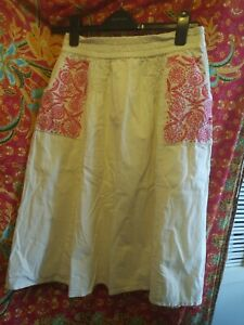 "Noa noa ""Heartfelt Cotton"" skirt. Sz S"