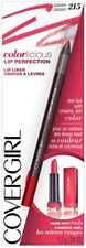 Covergirl Colorlicious Lip Perfection Lip Liner Passion 215