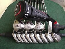 Titleist Irons Driver Woods Vokey Wedge Putter Complete Golf Club Set Mens RH