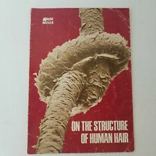 Wella - On The Structure of Human Hair