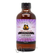 Sunny Isle Lavender Jamaican Black Castor Oil 4 oz  w/ FREE Applicator