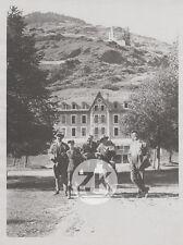 POIL DE CAROTTE J. DUVIVIER A. HEUZE GRAND HOTEL Hautes-Alpes ABRIES Photo 1925