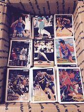 LOT OF 2,000 SPORT CARD(baseball,basketball, football and hockey)FREE SHIPPING