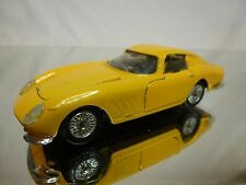 DINKY TOYS 506 FERRARI 275 GTB - YELLOW 1:43 - GOOD CONDITION