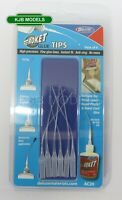 Deluxe AC20 Rocket / Roket Glue Fine Tips x 6