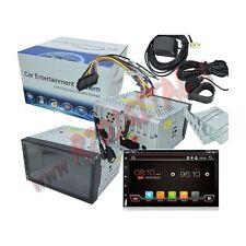 AUTORADIO 2 DIN con ANDROID TOUCH SCREEN BLUETOOTH STEREO AUTO WIFI RADIO DVD