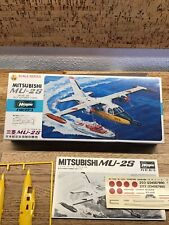 Hasegawa 1:72 Mitsubishi MU-2S Japan Air Self-Defence Force JASDF Kit B16 FF2