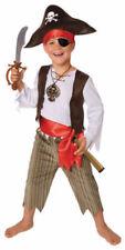Disfraces de niño piratas color principal multicolor