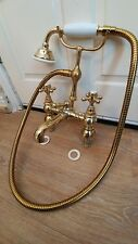 Vintage Bathroom Bath Mixer Tap Set Bath Filler Shower Tap