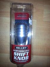 Universal Screw/On Billet Aluminum Polished Shift Knob for Manual Transmission