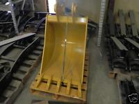 "excavator bucket, 30""  fits excavator or loader backhoe 14000-16000 lbs NEW"