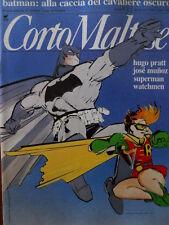 Corto Maltese n°2 1989 Hugo Pratt Jose Munoz  - [g.126]