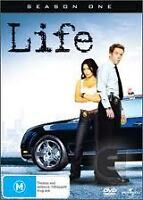 LIFE SEASON 1 *NEW+SEALED*  3 DVD SET DRAMA Damian Lewis GENUINE  REG 4