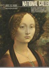 washington - national gallery -  -   serie musei del mondo mondadori -