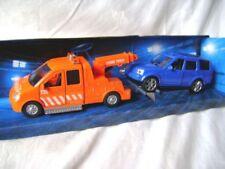 Voitures, camions et fourgons miniatures bleus pour Jeep